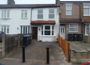 Thumbnail 3 bed terraced house to rent in Totteridge Road, Enfield