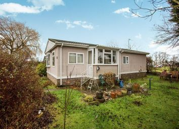 Thumbnail 2 bed mobile/park home for sale in Marshmoor Park, Great Bricett, Ipswich, Suffolk