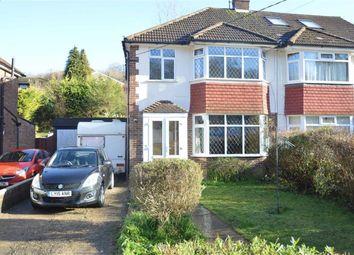 Thumbnail Semi-detached house for sale in Caterham Drive, Coulsdon, Surrey