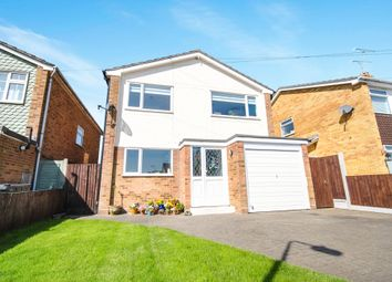 Thumbnail 4 bed detached house for sale in Bramley Way, Mayland, Chelmsford