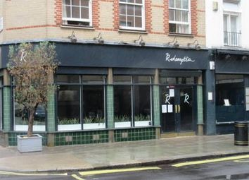 Chepstow Road, London W2. Restaurant/cafe to let