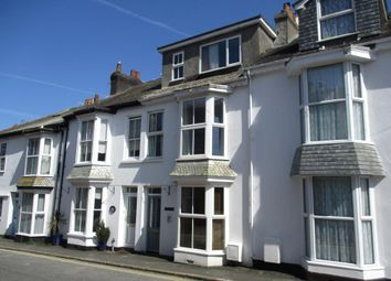 Thumbnail 4 bed terraced house for sale in Bedford Road, St Ives, Cornwall