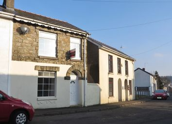 Thumbnail 2 bed end terrace house for sale in Worcester Street, Brynmawr, Ebbw Vale