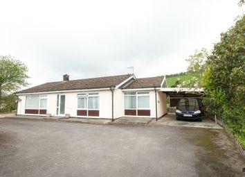 Thumbnail 3 bedroom detached bungalow for sale in Llanfihangel-Y-Creuddyn, Aberystwyth