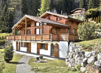 Thumbnail 4 bed chalet for sale in Chalet Achilea, Chesières (Villars-Sur-Ollon), Vaud, Switzerland