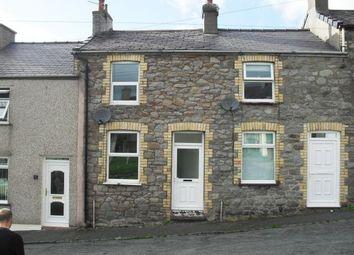 Thumbnail 2 bed terraced house for sale in 34, St Helens Street, Caernarfon