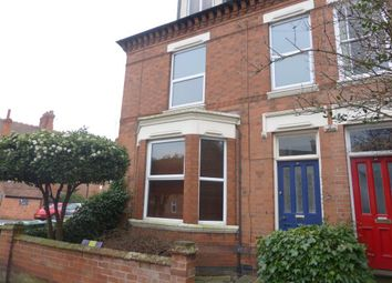 Thumbnail 6 bed semi-detached house to rent in Beacon Road, Loughborough