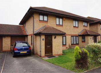 Thumbnail 3 bedroom semi-detached house to rent in Burano Grove, Milton Keynes