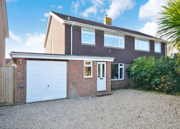 3 bed semi-detached house for sale in Firmount Close, Everton, Lymington SO41