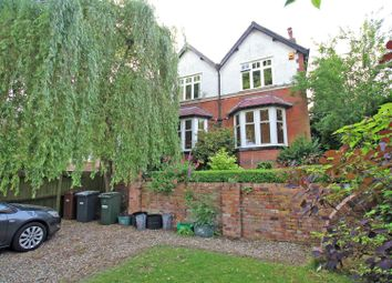 Thumbnail 4 bed detached house for sale in Robinson Road, Mapperley, Nottingham