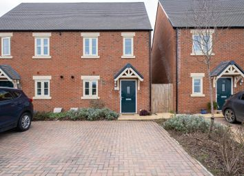 Thumbnail 3 bed semi-detached house for sale in Godfrey Place, Upper Rissington, Cheltenham
