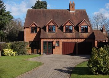 Thumbnail 4 bed detached house for sale in Fair Oaks, Rugeley