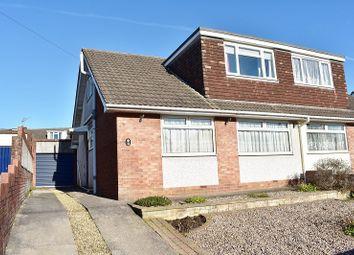 Thumbnail Semi-detached bungalow for sale in Hendre Road, Pencoed, Bridgend .