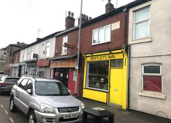 Thumbnail Retail premises for sale in Higher Hillgate, Stockport