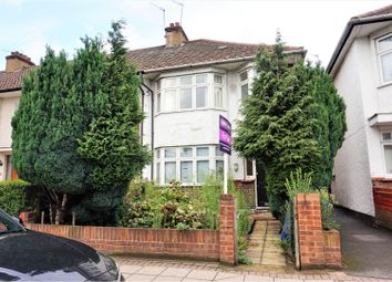 Thumbnail 3 bed terraced house for sale in North Acton Road, London
