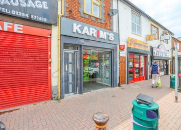 Thumbnail Commercial property to let in High Street, Brierley Hill