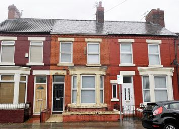 Thumbnail 3 bed terraced house to rent in Richmond Park, Anfield, Liverpool