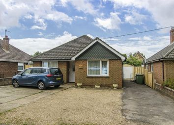 Thumbnail 3 bed detached bungalow for sale in Fair Oak Road, Bishopstoke, Eastleigh, Hampshire