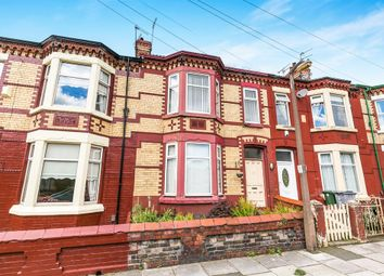 Thumbnail 4 bed terraced house for sale in Ash Villas, Ashville Road, Wallasey