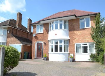 Thumbnail 5 bed detached house for sale in Horley, Surrey