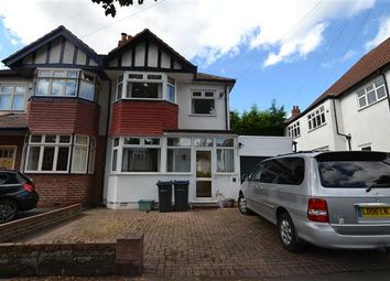 Thumbnail 3 bed semi-detached house to rent in Knipersley Road, Sutton Coldfield