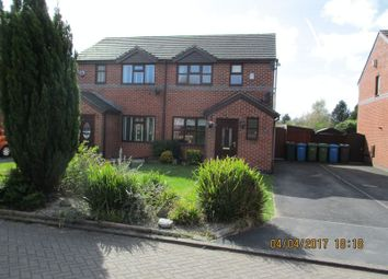 Thumbnail 2 bed property for sale in Billington Close, Great Sankey, Warrington