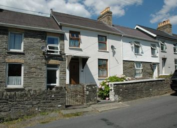 Thumbnail 2 bed terraced house for sale in Henllan, Llandysul