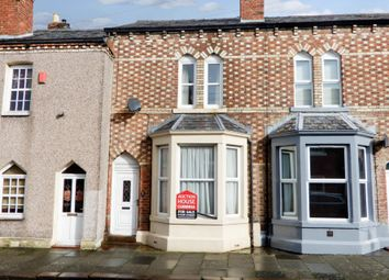Thumbnail 2 bedroom terraced house for sale in 44 Lorne Street, Carlisle, Cumbria