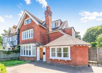 Thumbnail 5 bed semi-detached house for sale in Saffrons Road, Eastbourne