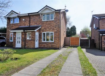 Thumbnail 2 bed semi-detached house for sale in Turnberry Drive, Wilmslow