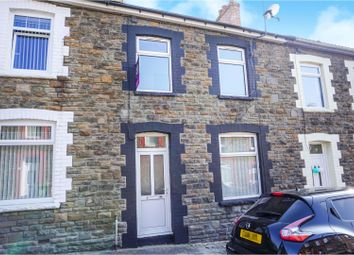 Thumbnail 3 bed terraced house for sale in Caerphilly Road, Senghenydd