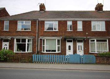 Thumbnail 2 bed terraced house for sale in Holme Church Lane, Beverley