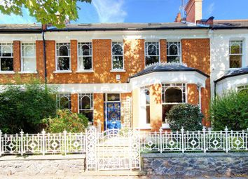 Thumbnail 5 bed terraced house for sale in Mount View Road, London