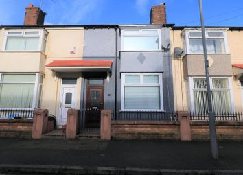 Thumbnail 3 bed terraced house to rent in Middleton Road, Fairfield, Liverpool