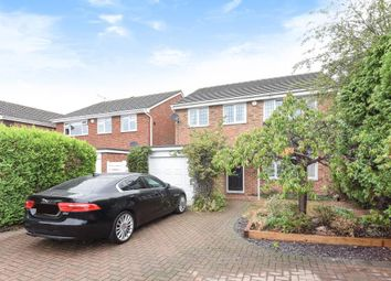 Thumbnail 4 bed detached house for sale in Springfield Park, Maidenhead