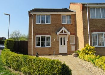 Thumbnail 3 bed terraced house to rent in Alexander Drive, Louth