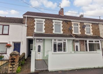 Thumbnail 3 bed terraced house for sale in High Street, Skewen, Neath, Neath Port Talbot.