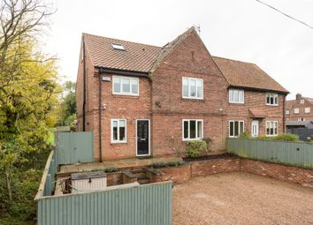 Thumbnail 5 bed semi-detached house for sale in Spellow Crescent, Staveley, Knaresborough