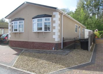 Thumbnail 2 bedroom mobile/park home for sale in Heronstone Park (Ref 5894), Bridgend, Mid Glamorgan, Wales