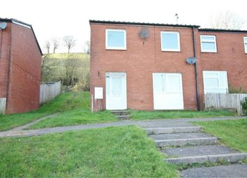 Thumbnail 3 bed semi-detached house for sale in Monnow Court, Thornhill, Cwmbran, Torfaen