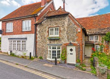 Thumbnail 1 bedroom terraced house to rent in The Florets, Hyde Street, Upper Beeding, Steyning