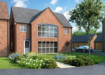 Thumbnail 3 bed detached house for sale in Milford Green Court, Malkins Way, Shawbury Lane