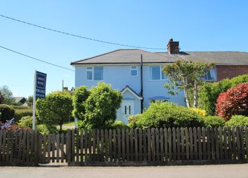 Thumbnail Semi-detached house to rent in Woolpit, Bury St Edmunds, Suffolk