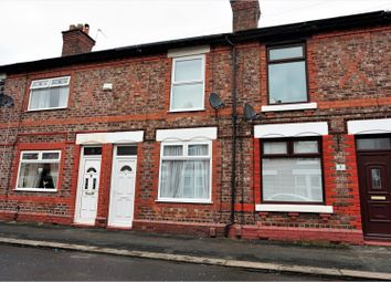 Thumbnail 2 bed terraced house for sale in Marbury Street, Warrington