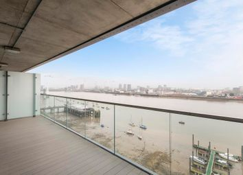 Thumbnail 2 bed flat for sale in Platinum Riverside, Greenwich