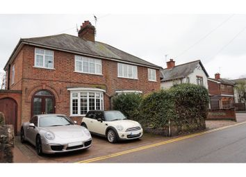 Thumbnail 3 bed semi-detached house for sale in Stoop Lane, Quorn