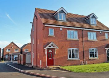 Thumbnail 4 bed semi-detached house for sale in Kensington Gardens, Carlton, Nottingham