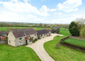 Thumbnail 4 bed detached house for sale in Throop Road, Throop, Somerset