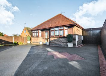 Thumbnail 3 bed detached bungalow for sale in Hobsic Close, Brinsley, Nottingham