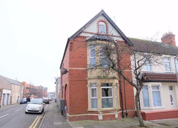 Thumbnail 5 bed terraced house for sale in Evelyn Street, Barry, Vale Of Glamorgan